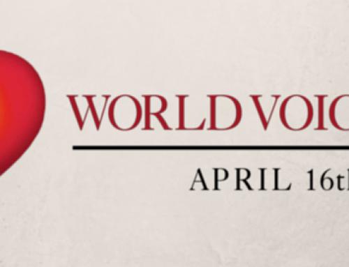 World Voice Day på Bårdar